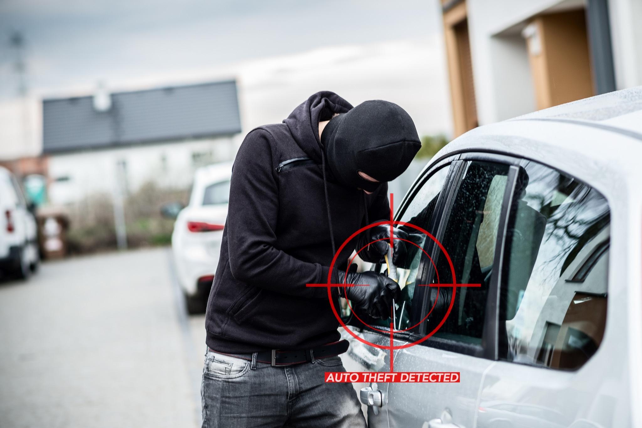 Auto Theft Detected